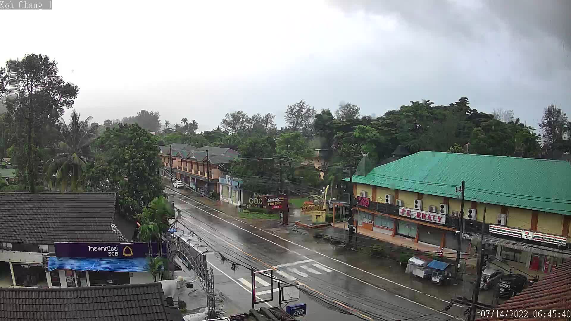 Веб камера на Ко-Чанге