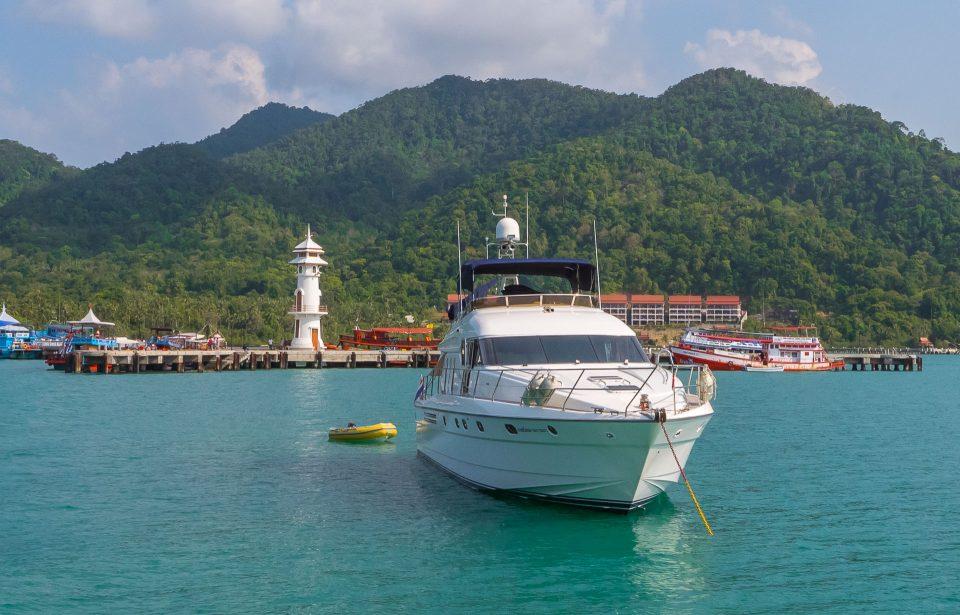 Экскурсия 5 островов за один день