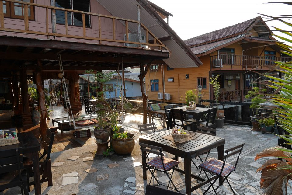 Bang Bao. Ресторан El-Greco