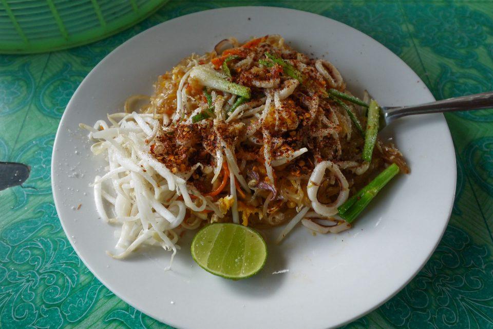 Еда на Ко-Чанге