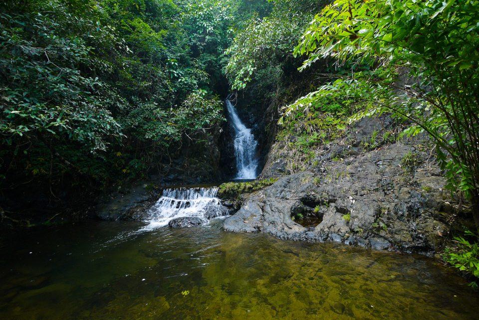 Водопад Кири Пэт
