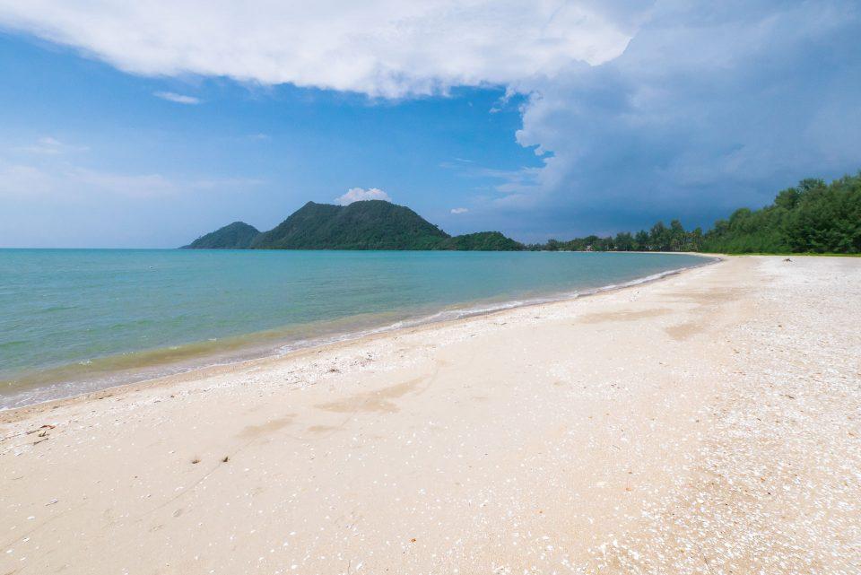 Пляж Клон Сон