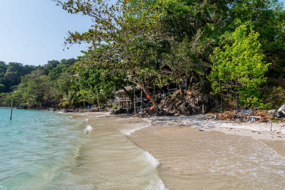 Пляж Лонг бич (long beach)