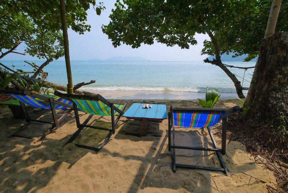 пляж Хат Сай Нои