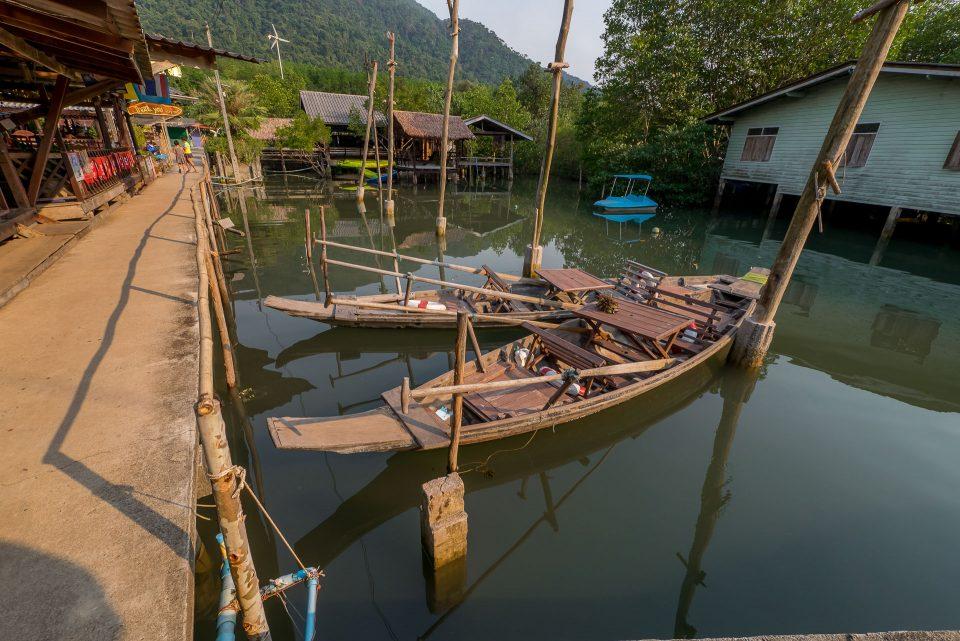 Рыбный ресторан Salukkork и рыбацкая деревня